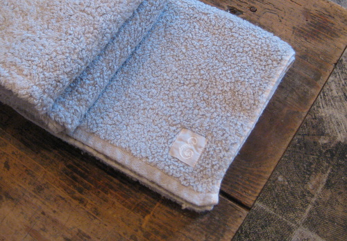evam eva  organic cotton towel *