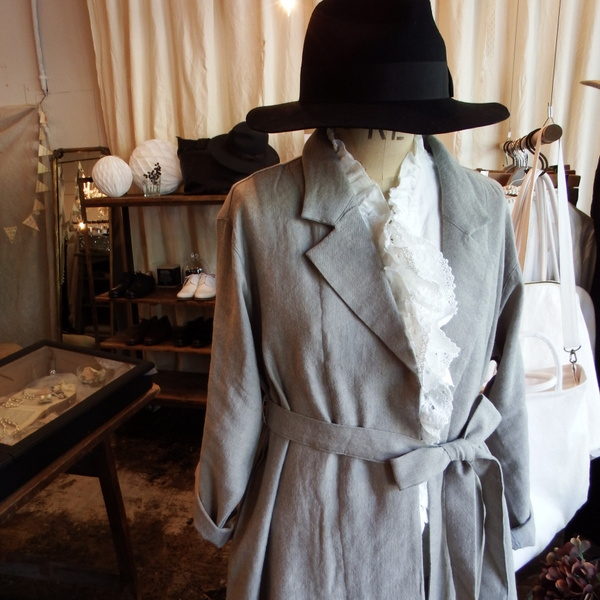 Causerie 新作ハット入荷!