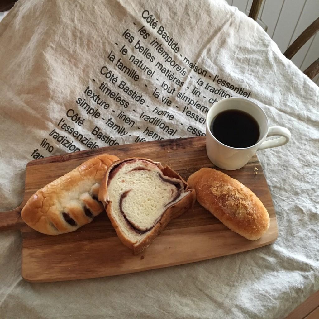 前田家さんのパン&NORTH FARM STOCK