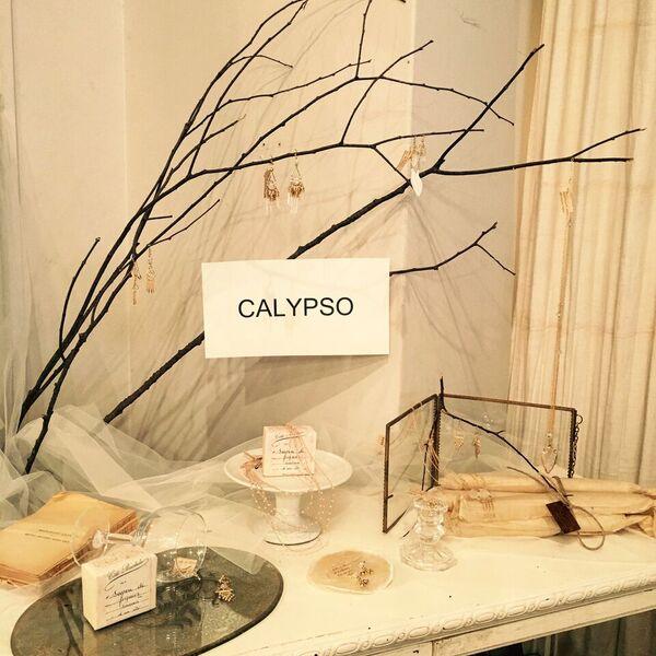 アクセサリーブランド「CALYPSO」お取り扱いスタート!